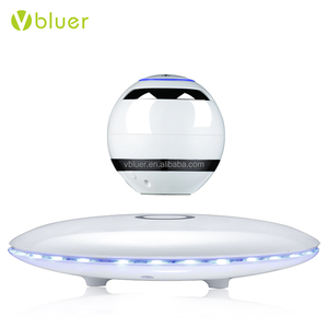 2017 Top quality wireless Floating portable super bass Mini Levitating Bluetooth Speaker