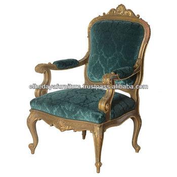Charmant Rococo Armchair