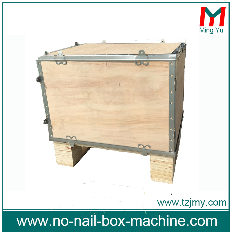 nailless box plywood case