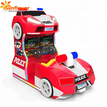 China hot koop arcade video game board, race cars games voor kinderen machine