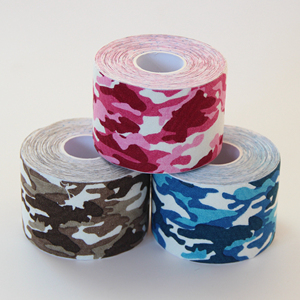 Pre cut kinesiology tex tape OEM for European sports tapes