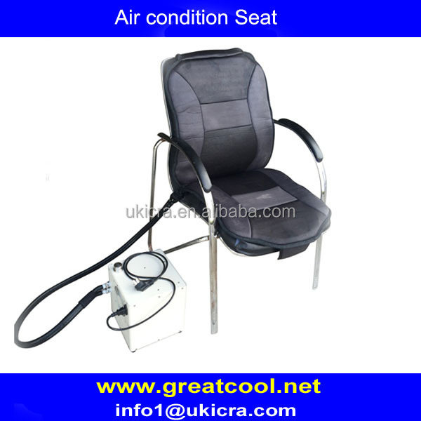 air condition seat water chiler car seat