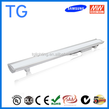 High lumen ip65 food industry 200w led high power fitting
