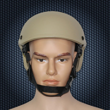 MSA TC-2001 MICH/ACH side high cut ballistic helmet