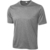 Bianco personalizzato quick dry t shirt seamless stretch fit girocollo muscle gym t shirt