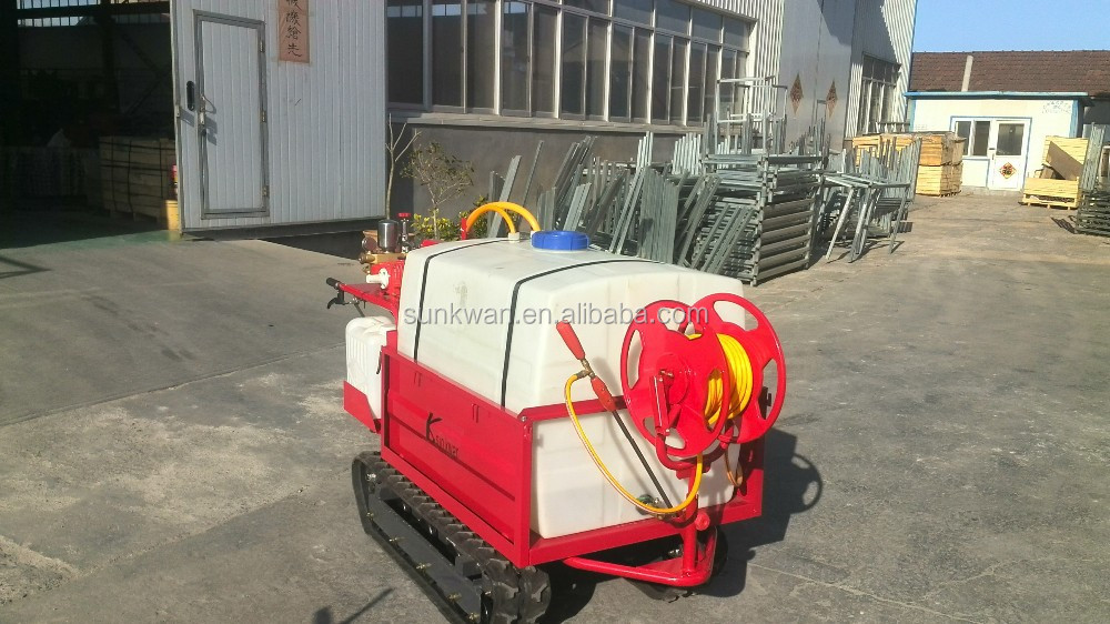 Agriculture equipment Self-propelled tractor boom pesticide sprayer for corn fruit tree and wheat