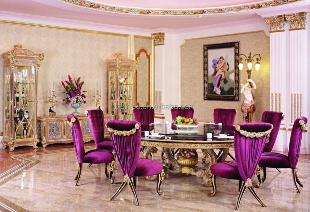 Nuovo classico francese sala da pranzo e soggiorno sala tv - Sala da pranzo in francese ...