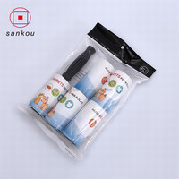 paper+pp adhesive with cover reusable lint roller dog hair
