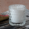 Wholesale luxury scented glass jar candle