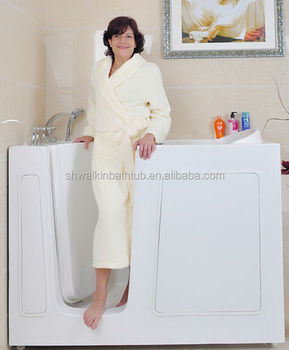 elderly portable bathtub disabled fiberglass bathtub buy