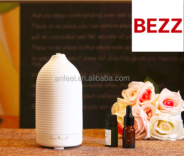 2018 BEZZ private ordering in pattern with wholesale aromatherapy diffuser