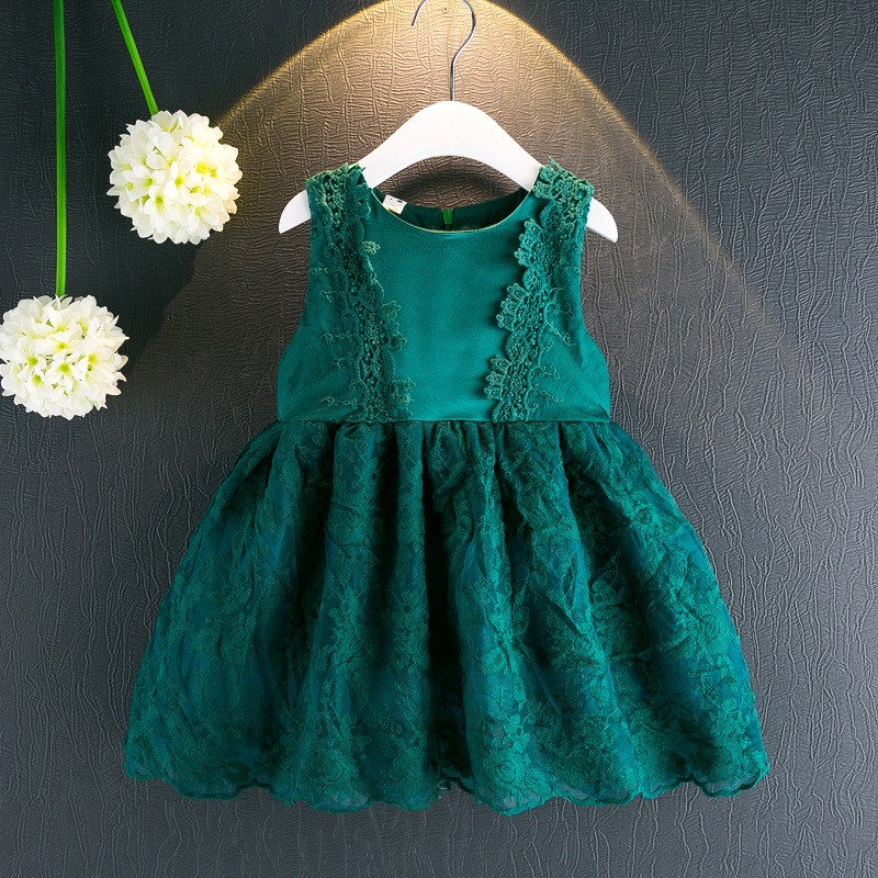 17121993e TaoBao Child Clothes Cute Dress Cocktail Ball Gown Dresses For 3 Year Old  Girl