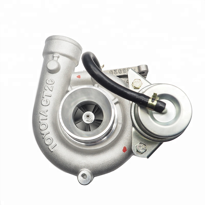 100% Tested Auto Parts 1HD-FT /CT26-3 turbocharger for Toyota landcruiser OEM 17201-17030