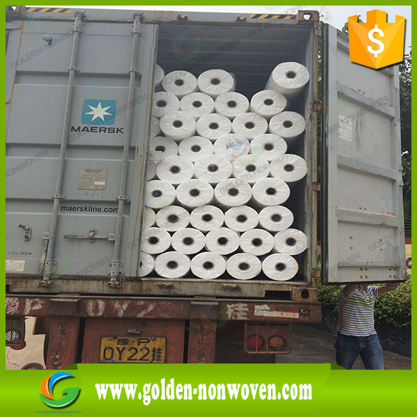 Dewatering Filter Bag made of PP nonwoven fabric/30-50gsm 100% PP Nonwoven Tea Bags Fabric, Material Polypropylene 100g Nonwoven