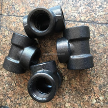 class 3000 forged a105 high pressure pipe fittings tee