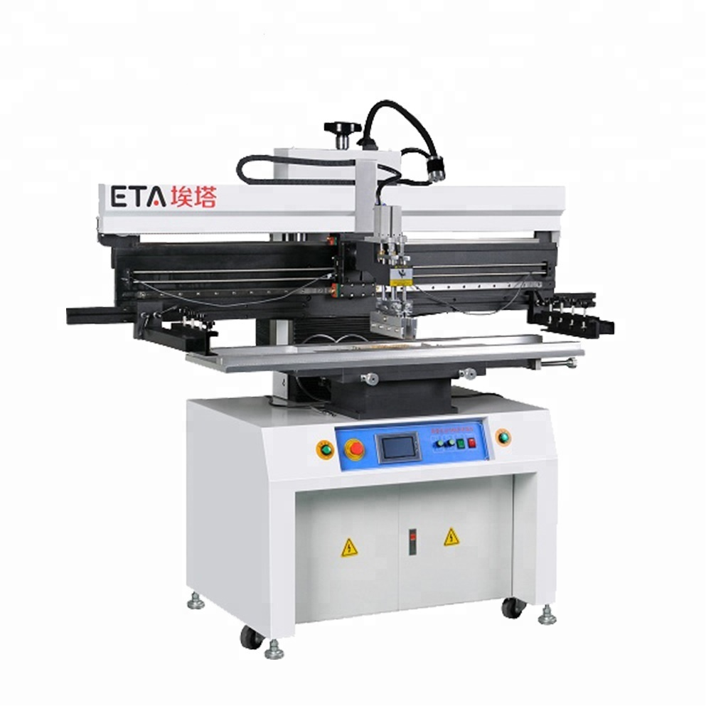 Factory Direct Sales SMT PCB Solder Paste Stencil Printing Machinery