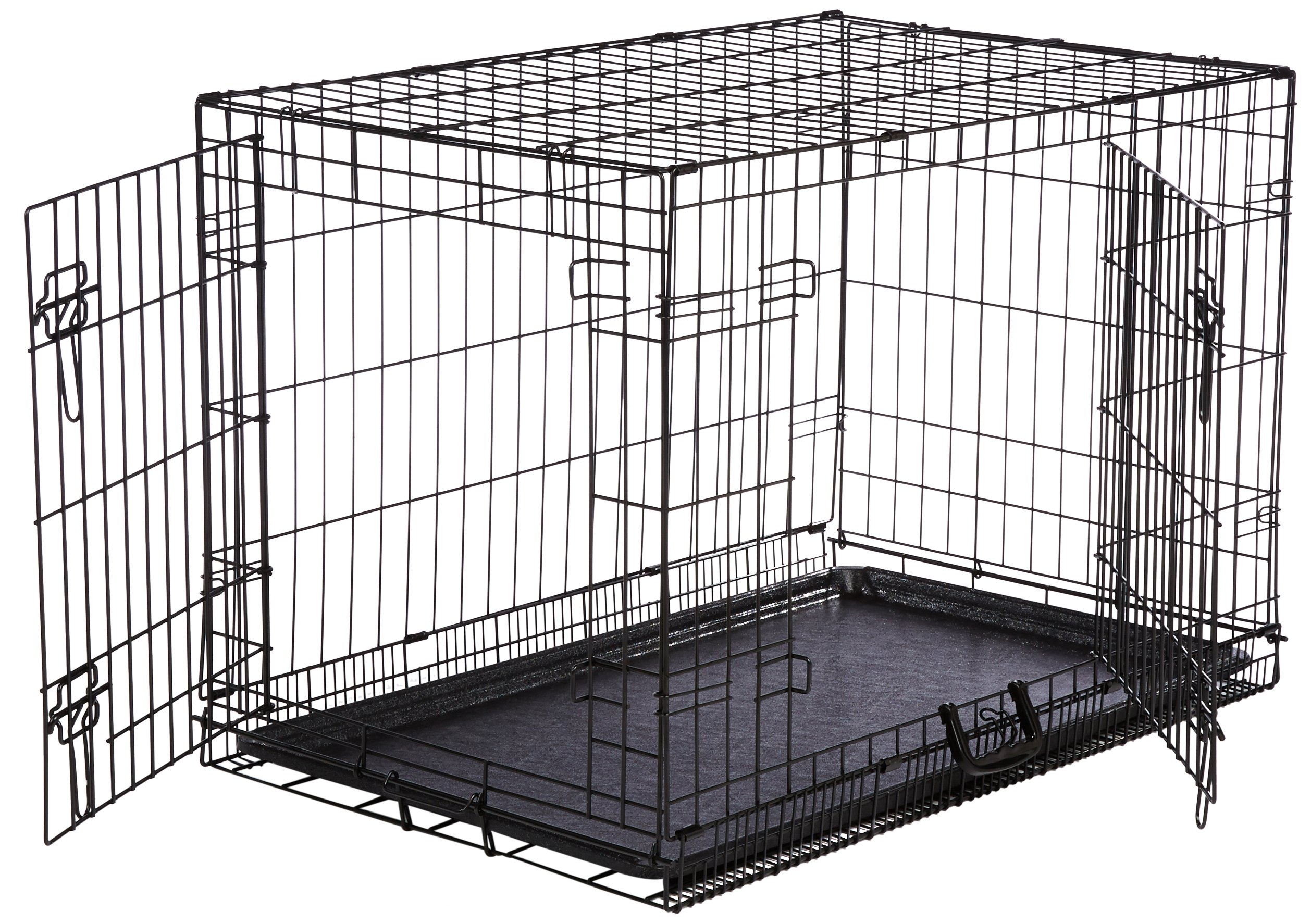 Cheap Top Paw Folding Double Door Crate Instructions Find Top Paw