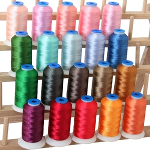100% Polyester Rayon Embroidery Thread