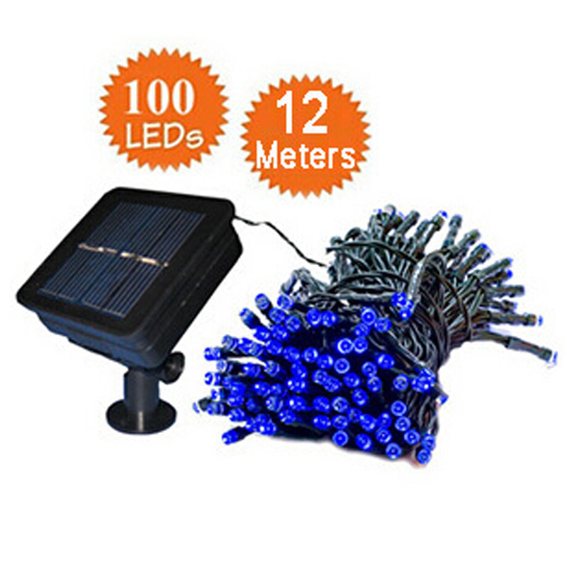מנורות סולאריות