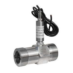 Higher accuracy and more cost effective turbine flow meter