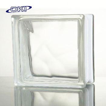 Clear En Gekleurde Glazen Blokken Voor Muren In Badkamer - Buy Glas ...