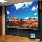 Electric motorized 300 inch projection screen for video projection
