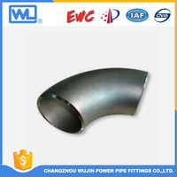SCH40 Stainless Steel Pipe Elbow 304L SS 45 and 90 Degree Elbow