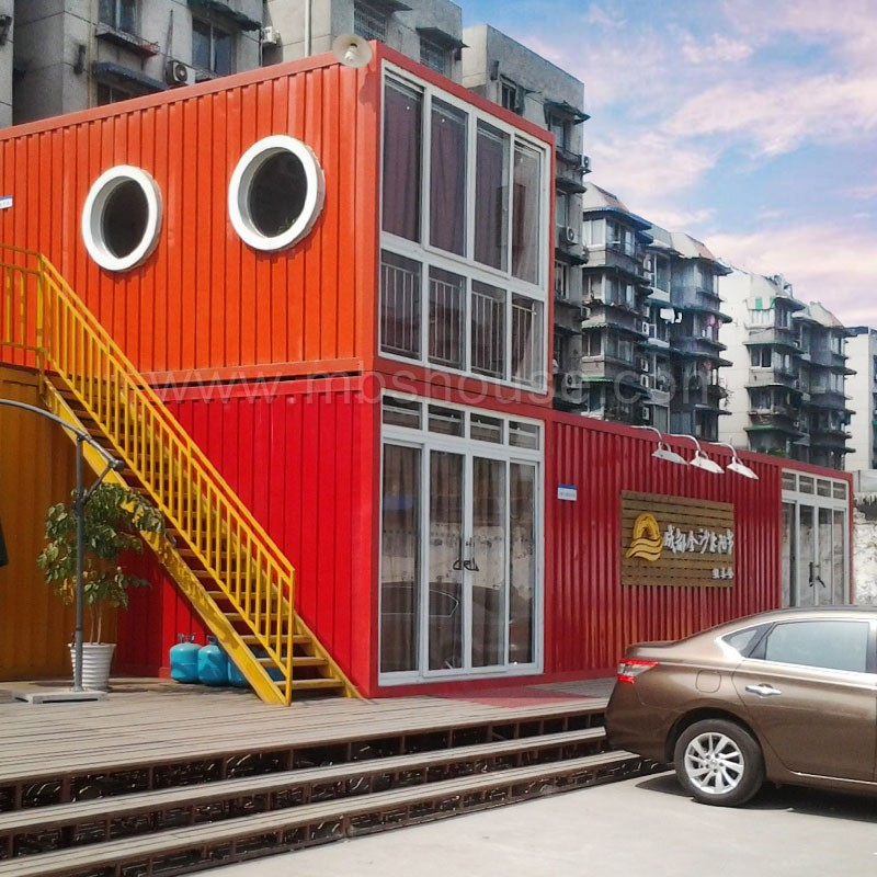 20 Shipping Container Homes: China 20ft Luxury Prefab Shipping Container Homes For Sale