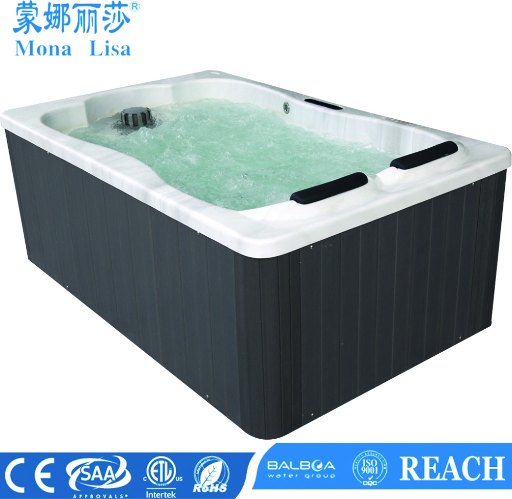 wholesale cheaper 2 person mini hot tubs promotion US Balboa spa