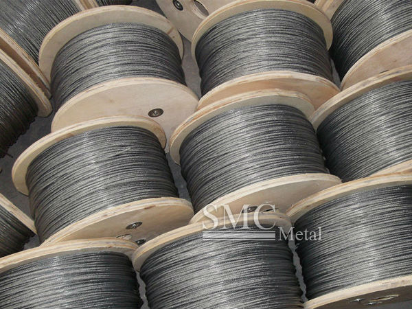 tower crane steel wire rope.