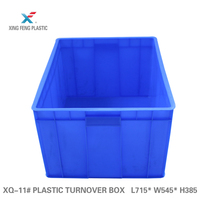 Factory Direct Sale Storage Container Plastic Turnover Box