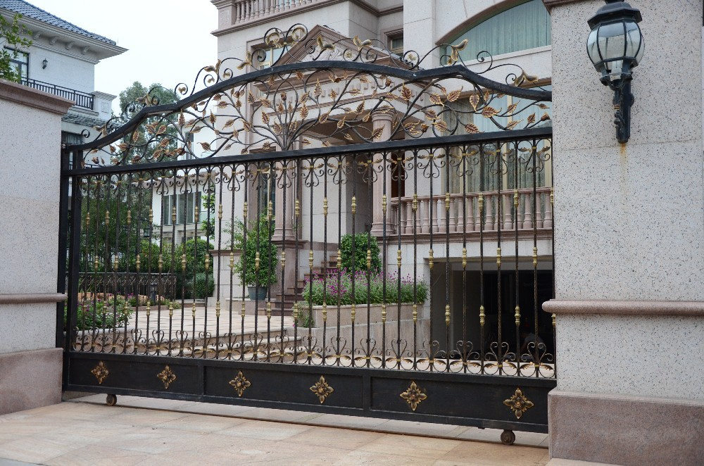 Grill Gate Design For Home The Expert
