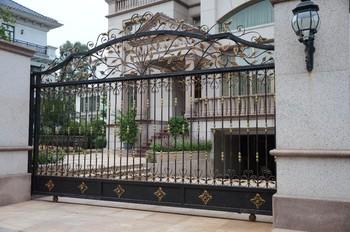 Home sliding gate design,grill gate for home&sliding gate designs ...