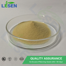 Spray dried yellow lemon juice concentrate powder