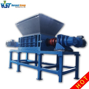 Tire shredder machine for sale tyre recycling business recycle old tires plant price
