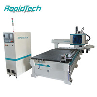 Hot Sale !!! ATC Woodworking cnc router 4 axis engraving machine