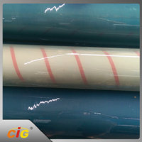 Different Colors Transparent Rigid Plastic PVC Sheet
