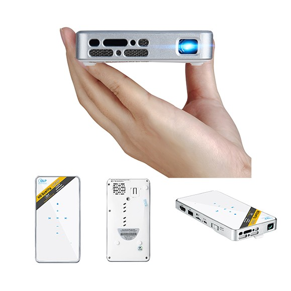 wIFI HD 1080P Portable Mini Multimedia <strong>Projector</strong>