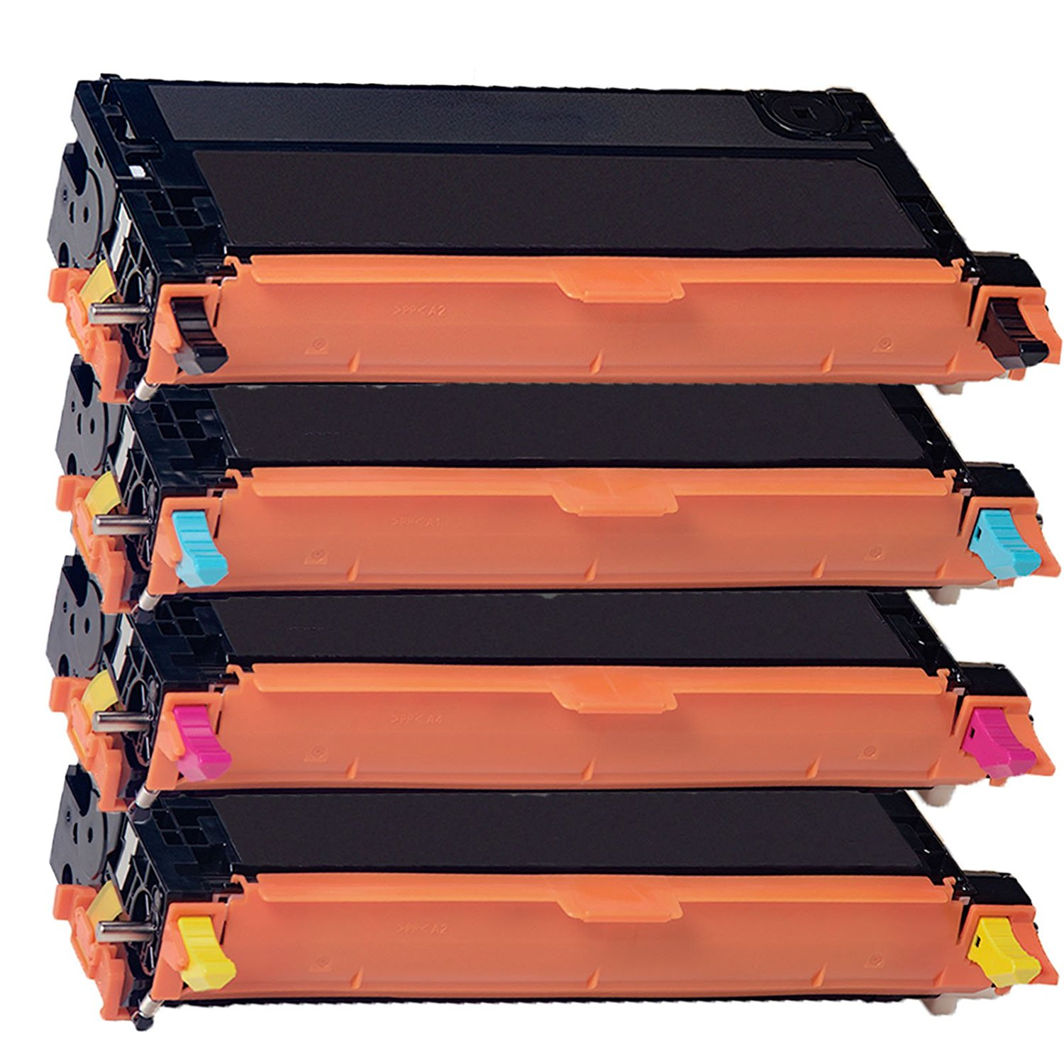 CS Compatible Toner Cartridge Replacement for Xerox 6180 113R00726 Black Phaser 6180 6180n 6180dn 6180MFP 6180MFPN 6180MFPD Black 8 000 Page Yield