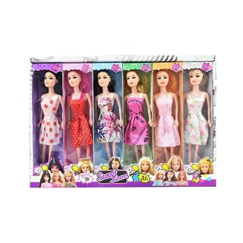 11.5 Inch Solid Body Putri Cantik Boneka Gadis Mainan - Buy Boneka ... d6282a4af1