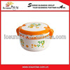 Single/Multi-Layer Orange Household Food Container/Lunch Box