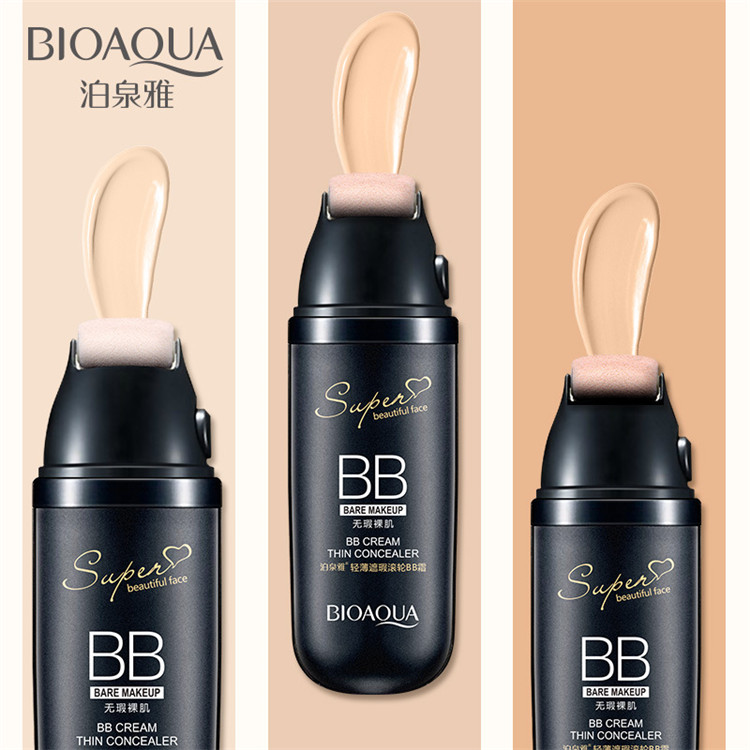 BIOAQUA makeup lightweight roller BB cream concealer bb cushion cream