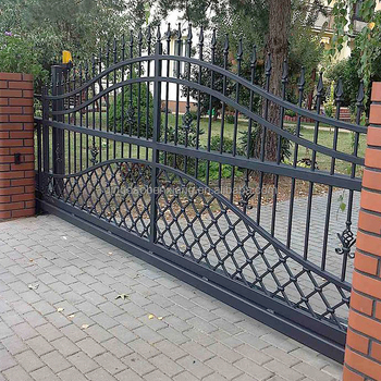 House Gate Design Wrought Iron Gates Iron Main Gate Design