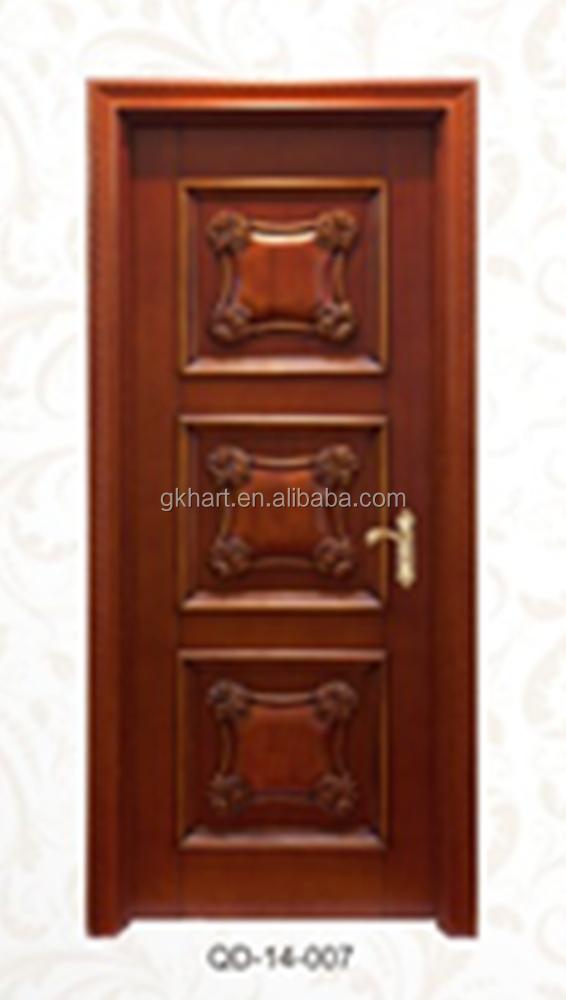 Villa de lujo apartamento interior puerta de madera for Puertas de interior de madera maciza