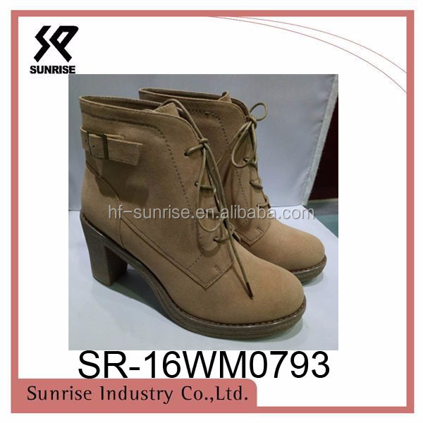 2017 latest design lady boots