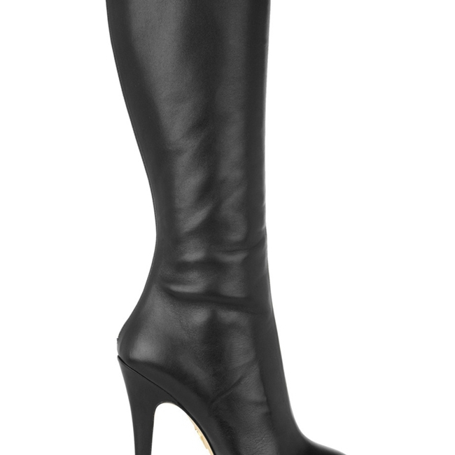 Knee High Boots 70s