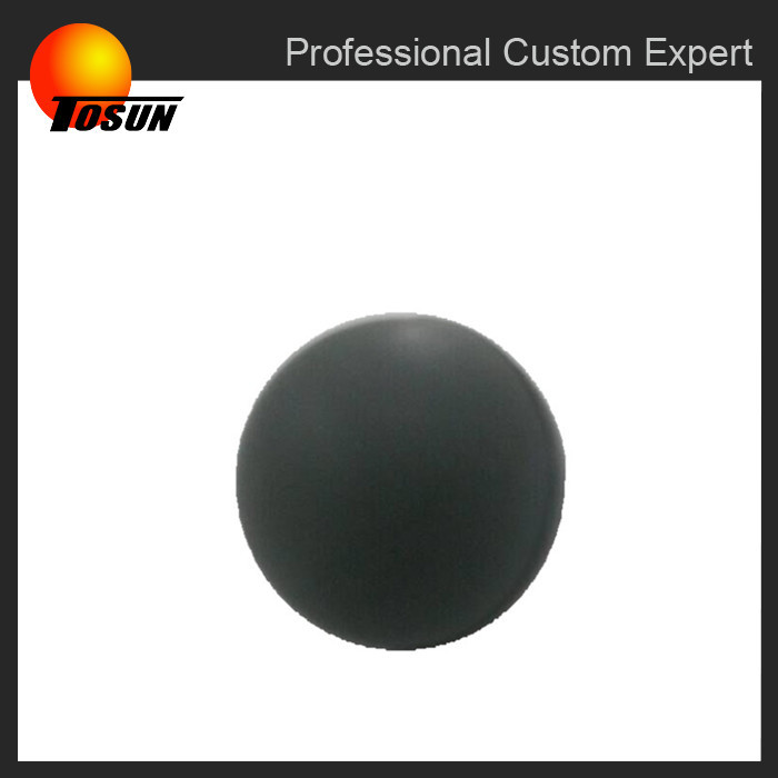 high quality solid small size silicon rubber ball