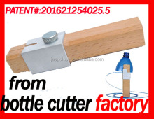 Jaspotools GC-BC1010 Plastic bottle cutter: get free rope and thermo shrink band from plastic bottles