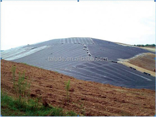 Hdpe geomembrane sheet pond liner philippines reinforced fish tank liner