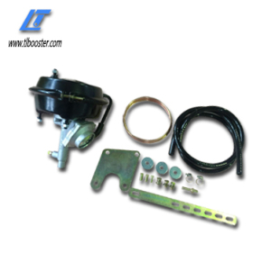 BRAKE BOOSTER VH44 VACUUM BOOSTER VACUUM INTENSIFIER+BRACKET MOUNTING KIT